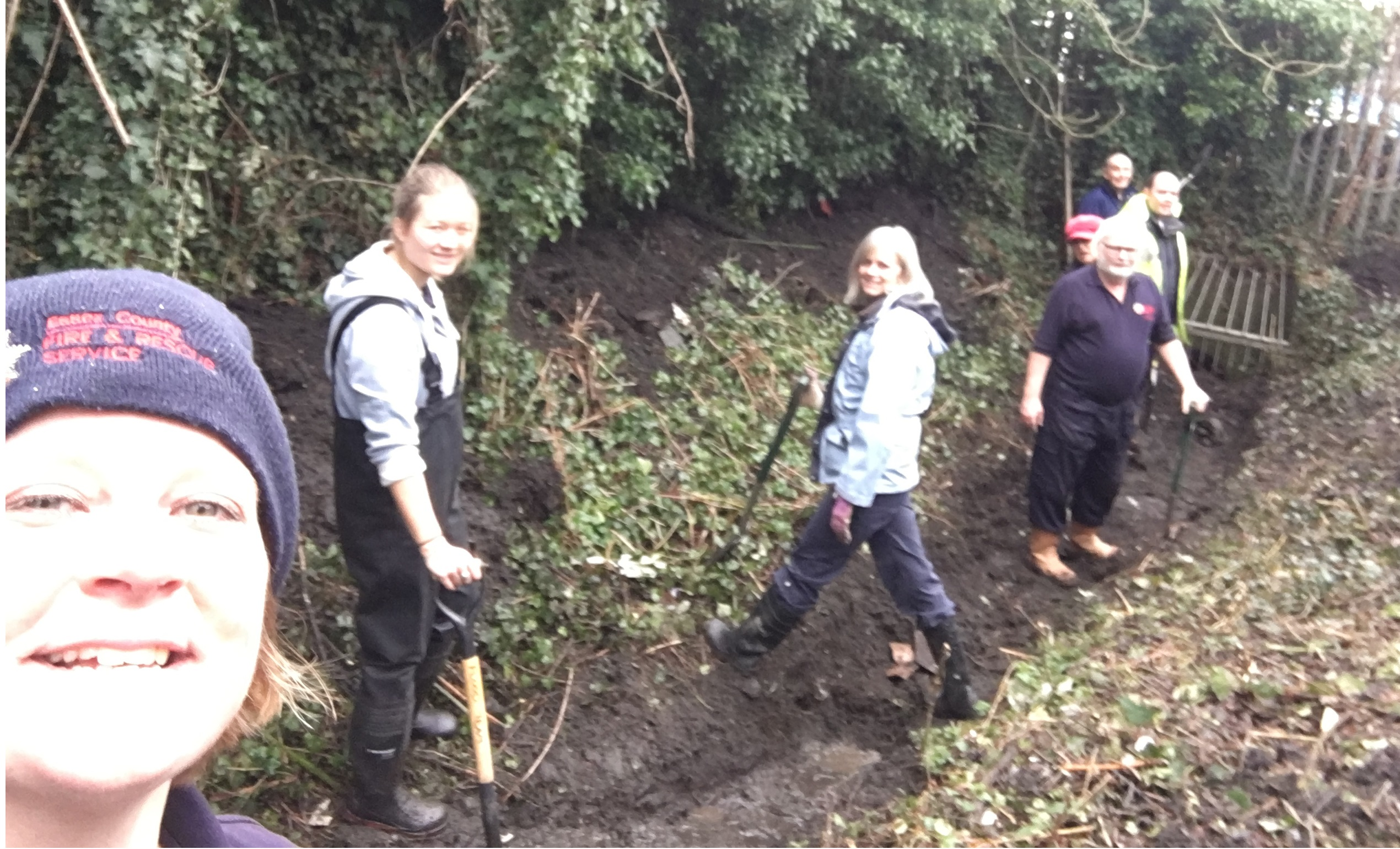 Great Baddow Ditch Clearance Event